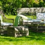 Dawn 3-Sitzer outdoor Sofa-Lounge