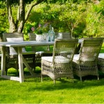 Marie outdoor Stuhl