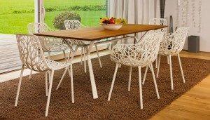 Radice Quadra Tisch