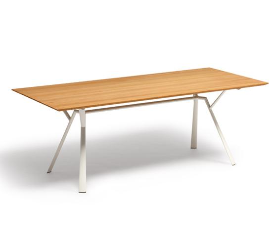 Radice Quadra Tisch Teak