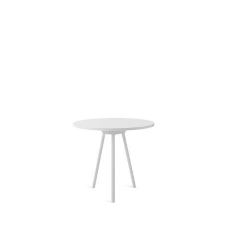 Fast Zebra Tisch rund 72cm